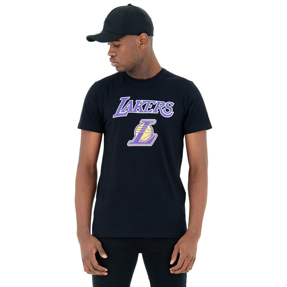 New Era NBA Los Angeles Lakers T-shirt- 11530752 - Basketo.pl c887fa183dd1