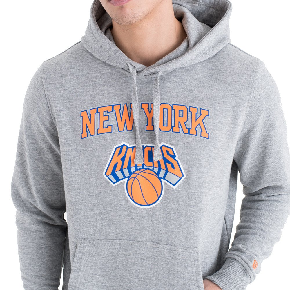 New Era NBA New York Knicks Team Logo Hoodie - 11546169 - Basketo.pl d3a37bd51917