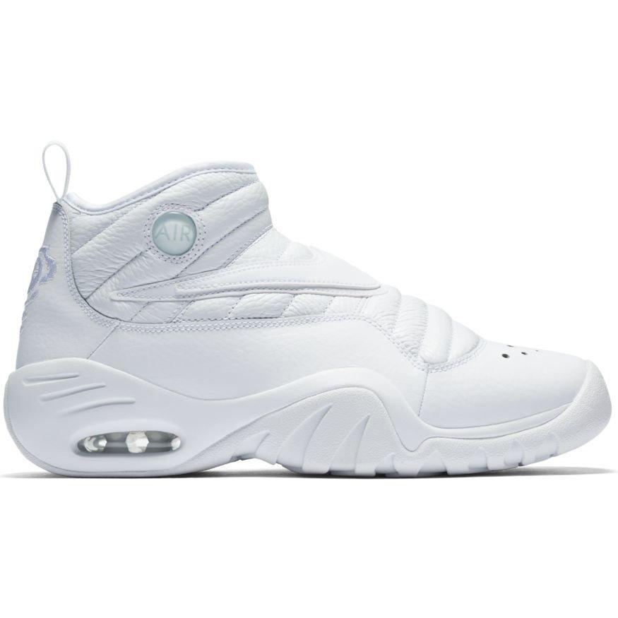 559813fc620 Nike Air Shake NDestrukt Triple White - 880869-101 - Basketo.pl
