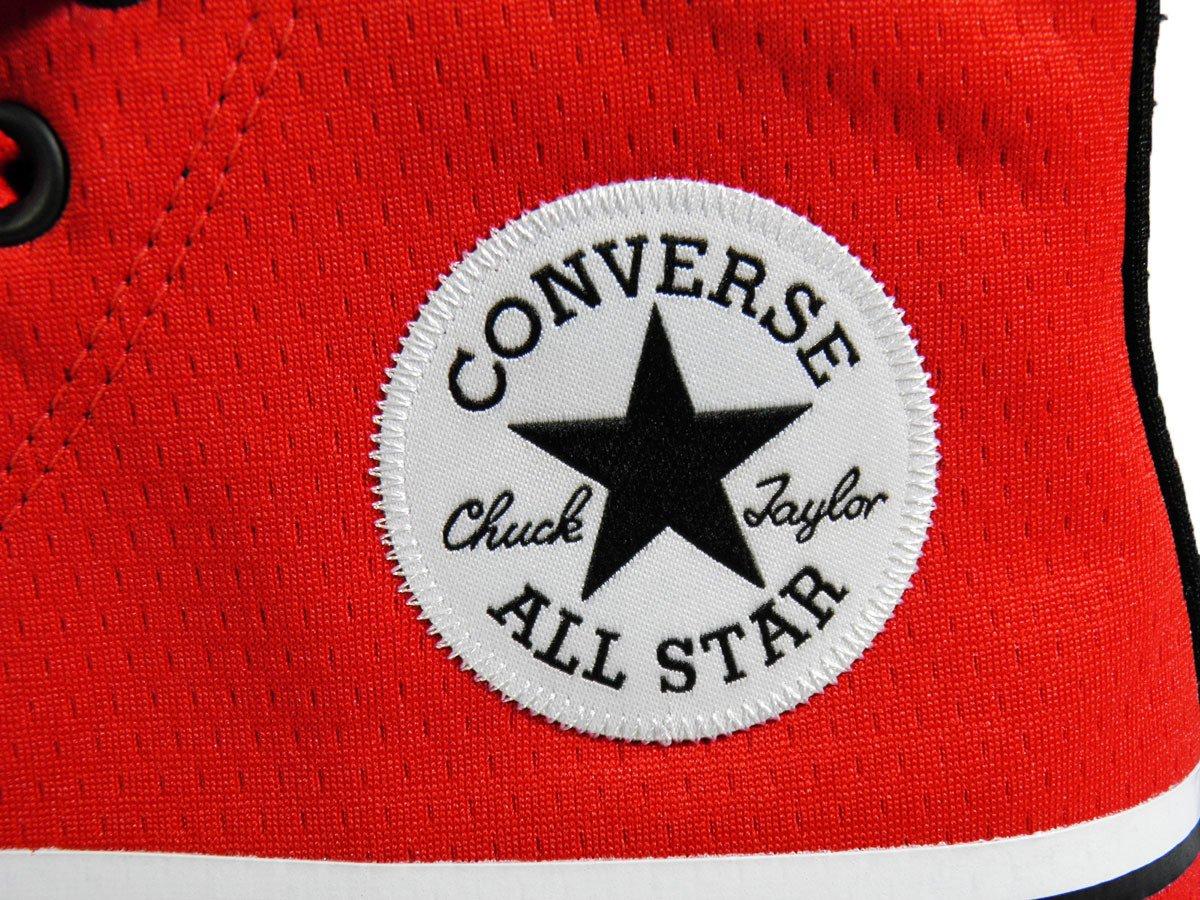 Converse Chuck Taylor All Star High Nba Chicago Bulls Shoes