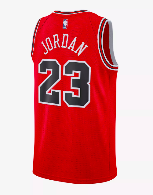 a94e33a9182 ... closeout michael jordan association edition swingman jersey nba chicago  bulls 23 c7680 22632