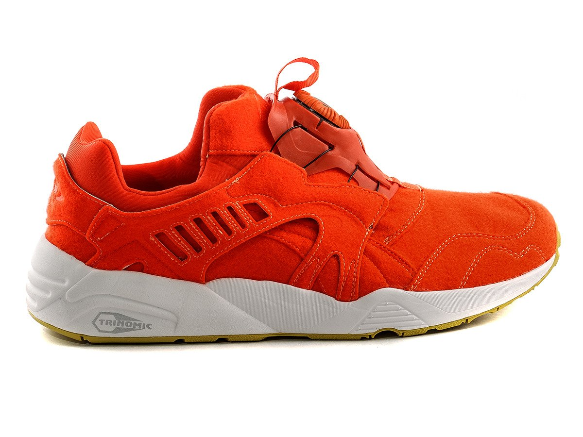 PUMA Disc Blaze Bright Orange Sneaker/Scarpe 359361 01