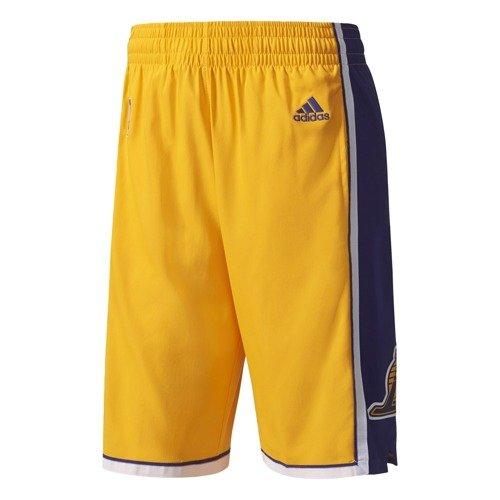 Adidas NBA Los Angeles Lakers Swingman pantaloncini da basket - A20641 8de617be97bb