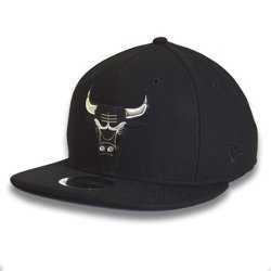 New Era 9FIFTY NBA Chicago Bulls Silver Cap