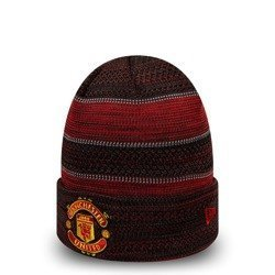 New Era Manchester United Two Tone Engineered Cuff Knit - 12040485