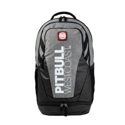 Pit bull  West Coast tnt backpack grey mel