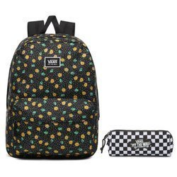Vans Realm Classic Polka Ditsy Backpack - VN0A3UI7VCY