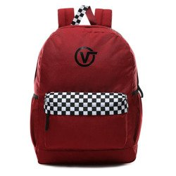 Vans Sporty Realm Plus Biking Red Backpack - VN0A3PBITV1
