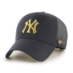 47 Brand MLB New York Yankees trucker Cap - B-BRMTL17CTP-NY
