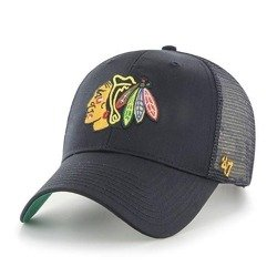 47 Brand NHL Chicago Blackhawks Trucker - H-BRANS04CTP-BK