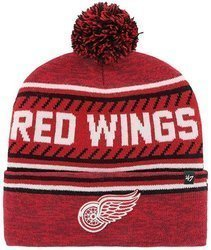 47 Brand NHL Detroit Red Wings Cuff Beanie