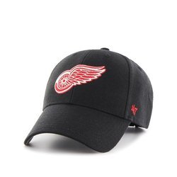 47 Brand NHL Detroit Red Wings Strapback - H-MVP05WBV-BKA