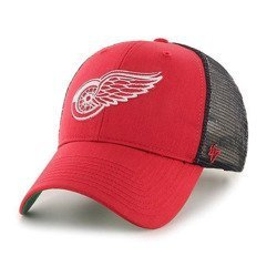 47 Brand NHL Detroit Red Wings Trucker  - H-BRANS05CTP-RDC