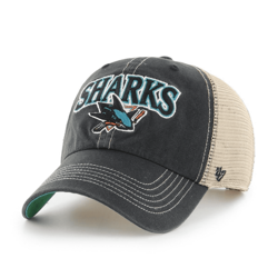 47 Brand NHL San Jose Sharks Trucker