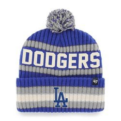 47 brand MLB Los Angeles Dodgers Beanie B-BERNG12ACE-RY