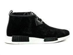 "Adidas NMD C1 Chukka ""Core Black"" Shoes - s79146"