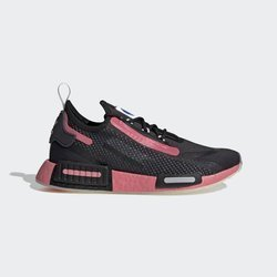 Adidas NMD R1 Spectoo NASA Core Black (W) Shoes - FZ3207