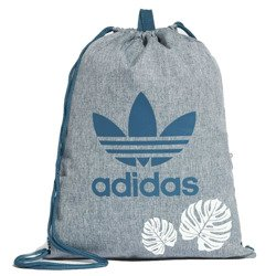 Adidas Originals Trefoil Gym sack Sports Bag Custom Monstera - CE2386