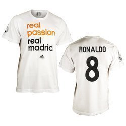 Adidas Real Madrid Tee T-shirt - M67685