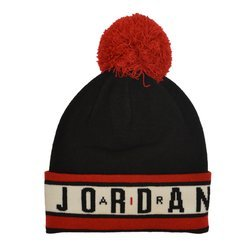 Air Jordan Beanie Cuffed Pom Winter Hat - CK1264-010