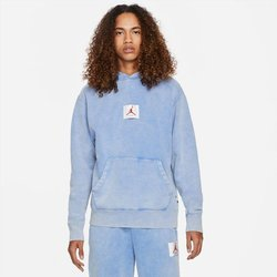 Air Jordan Flight Men's Hoodie Blue - CV2366-403