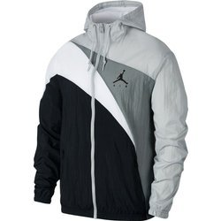 Air Jordan Jumpman Wave Fill-Zip Hooded Jacket - CK6866-077