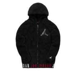 Air Jordan Say Word Sherpa Hoodie - 955561-023