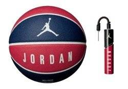 Air Jordan Ultimate 8P + Air Jordan Essential Ball Pump