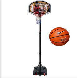 Basketball set Hudora Chicago + Nike Baller - 7