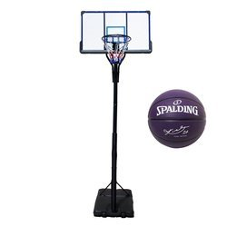 Basketball set TOP 305 cm + Spalding Kobe Bryant 24 NBA Lakers Ball