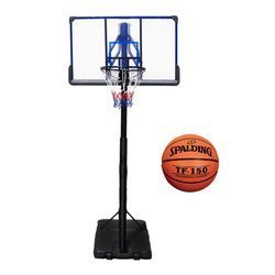 Basketball set TOP 305 cm + Spalding TF-150 FIBA