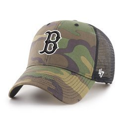 Cap 47 Brand Boston Red Sox Trucker Camo - B-CBRAN02GWP-CMB