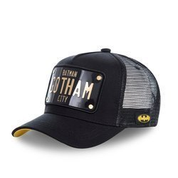Capslab DC Batman Gotham City Trucker Cap - CL/DC2/1/BATP1