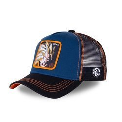 Capslab Dragon Ball Z Majin Vegeta Trucker Cap - CL/DBZ/1/SAN1