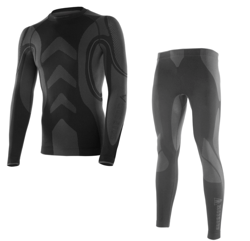Compression Longsleeves Shirt Brubeck Webster Function unisex + Tight