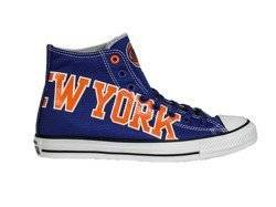 Converse Chuck Taylor All Star High NBA New York Knicks Shoes - 159428C