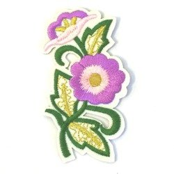 Flower Thermal Patch