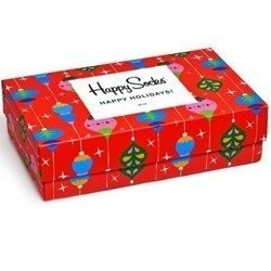 Giftbox 3-pack Happy Socks - XMAS08-4003