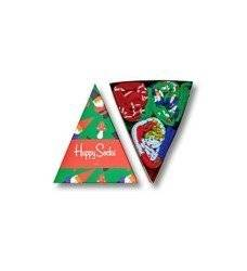 Giftbox  3-pack Happy Socks - XMAS08-7003