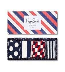 Giftbox 4-pack Happy Socks - XBDO09-6000