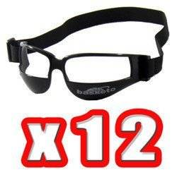 Glasses for learning dribbling basketball 12 pairs