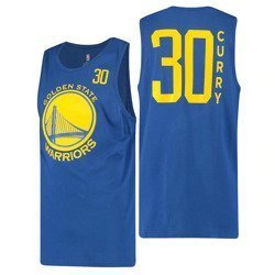 Golden State Warriors All Net Basic Tank - Steph Curry - EB7K2M1BBTJ