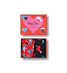 Happy Socks I Love You 2-pack Socks - XLOV02-4300