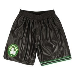 Mitchell & Ness Boston Celtics NBA Dazzle Shorts - SHORDF18016-BCEBLCK1