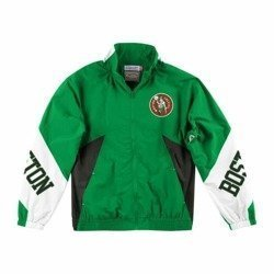 Mitchell & Ness NBA Boston Celtics Midseason Windbreaker 2.0
