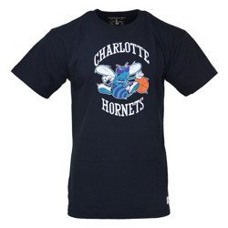 Mitchell & Ness NBA Charlotte Hornets Team Logo T-Shirt