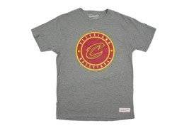 Mitchell & Ness NBA Cleveland Cavaliers T-shirt - MN-NBACPATCHTRAD-CLECAV