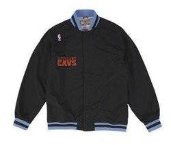 Mitchell & Ness NBA Cleveland Cavaliers Team History Warm Up Jacket