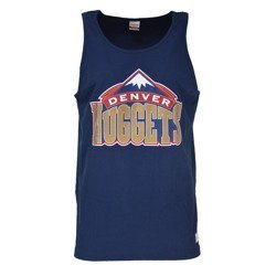 Mitchell & Ness NBA Denver Nuggets Team Logo Tank Top