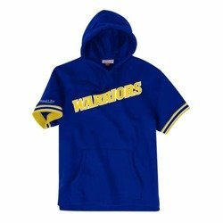 Mitchell & Ness NBA Golden State Warriors French Terry Hoodie